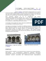 Logia - Portico