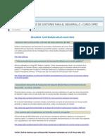 CoPLAC RdGD Resumen Contenidos Destacados Mayo Julio 2015