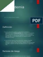 Dislipidemia (clasificacion y caracteristicas)