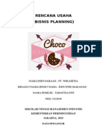 Business Planning Tabattia