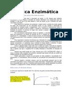 Resumo - Cinética Enzimática