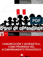 Pptcomunicación y Matemática