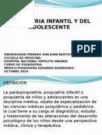 Psiquiatria Inafantil Clase (1)