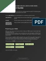 Korg X5D Manual