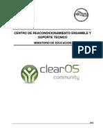 Instalacion y Configuracion ClearOS6.4