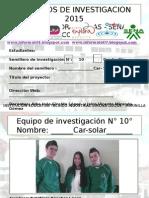 Proyecto de Investigacion-Movil Solar