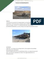 Manual Tecnicas Desgarramiento Analisis Seguridad Inspeccion Tipos Operaciones