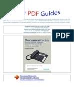Manual Do Usuário SIEMENS HIPATH 2000 P