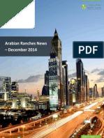 Arabian Ranches News – December 2014