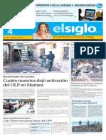 Edicion Impresa El Siglo 03-08-2015