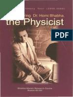 Dr Bhabha Physicist