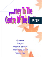 Journey To The Centre of the Earth.ppt