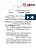 Plan Anual AIP Primaria 2015