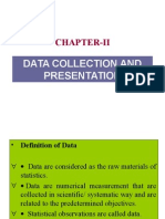 Chapter 2 Data Collection statistc