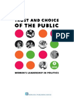 Trust and Choice of the Public - WPL - Jul 2015