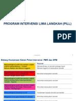 Program Intervensi Lima Langkah_PILL_PPL_DTP 2013 Pk1 and Kb Kota Tinggi