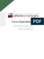 Desarrollador Intermedio JavaProfesional