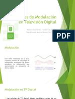 Procesos de Modulación en Televisión Digital