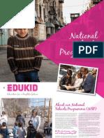 Edukid Brochure 2015