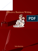 HG086-2.18.2 Presentation- Effective Business Writing