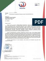 Surat Mitomycin - Merapi