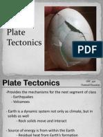 #4 Plate Tectonics