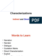 characterizations-lesson-1