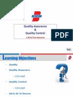 004A- QA&QC Orientation 10th-April-2014.ppt