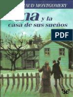 Ana y La Casa de Sus Suenos - L. M. Montgomery