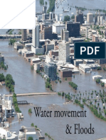 #3 Water Movement and Floods