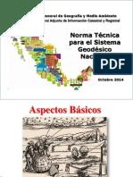 Normas Tecnicas Geodesicas Sintetizadas_Octubre2014