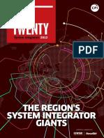 Computernews Middle East Top 20 System Integrators 2012