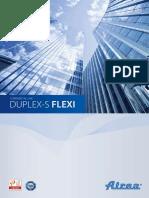 Catalogue Duplex-s Flexi en 2013 03