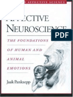 Affective Neuroscience - The Foundations of Human and Animal Emotions