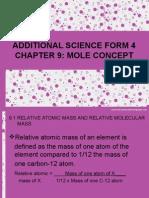 Addscience Mole