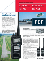 IC-A24 A6 Brochure