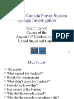 Blackout Presentation