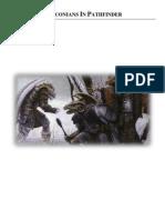 Pathfinder Draconians
