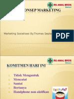 Presentasi Marketing 2012