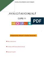 11. Analiza Se Zoriala - Curs 11