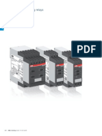 Three Phase Monitoring Relay