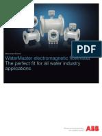 WaterMaster Brochure en 2011