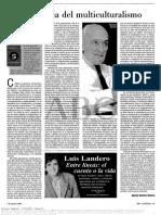Cultural 07.04.2001 Pagina 021 Sartori