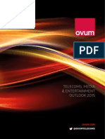Ovum Telecoms Media and Entertainment Outlook 2015