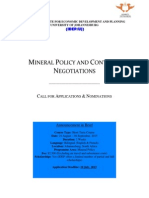 MPCN 2015 - Mineral Policy Announcement (Eng.)_June 2015