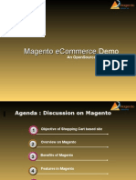 Magento Live ECommerce Demo Tutorial for Beginners by Magento Universe