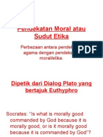 Moral Approach