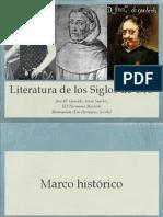 Literatura Siglos de Oro