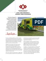 Mother Helpage Ambulances