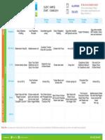 Kcal Extra - Week Sample Success Plan